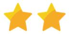 due stelle